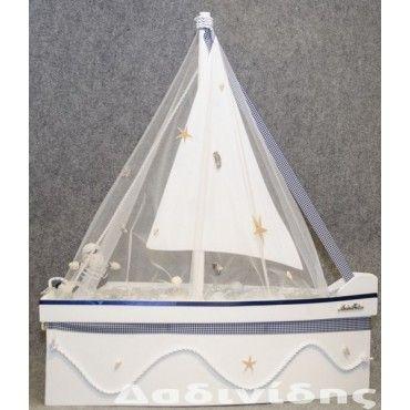 Ξύλινο καράβι Makis Tselios ΚΤ115