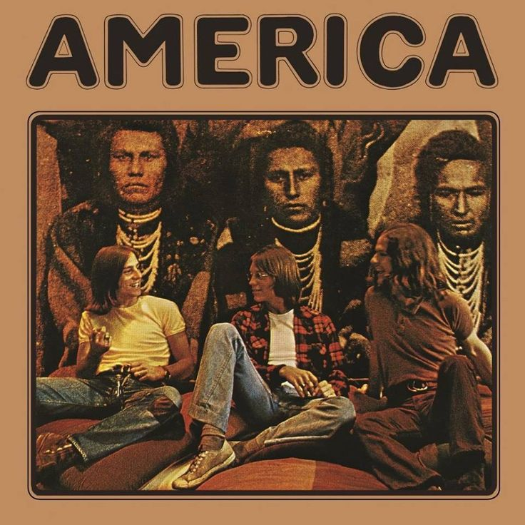 America - A HORSE WITH NO NAME - 1971