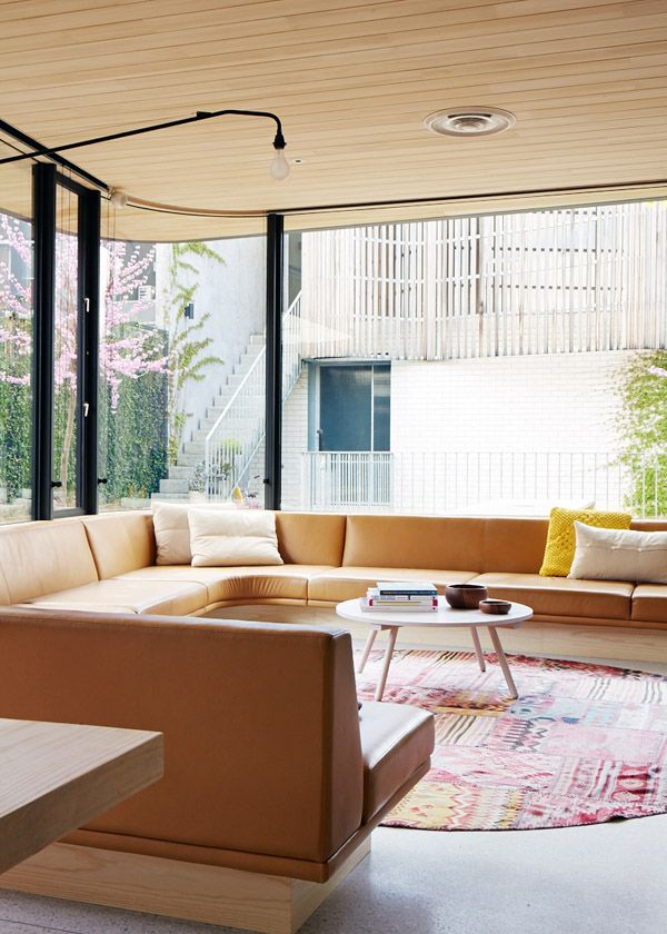 The Design Files - Melbourne Home: Clare Cousins, Ben Pedersen and Family