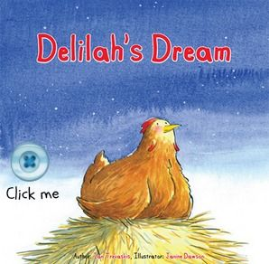Click the button to order a copy of Delilah's Dream. For more picture books visit www.newfrontier.com.au #book #kids #cover #design #illustration