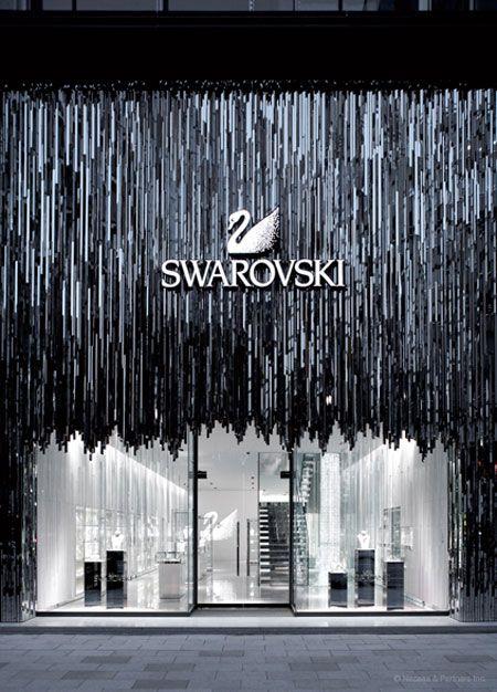 Swarovski Store in Tokyo