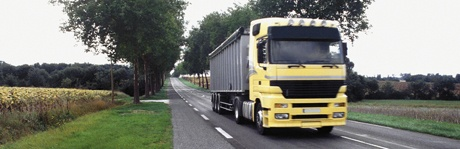 Aftermarket truck parts for trucks on the road