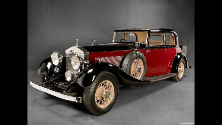 Ретро автомобили 1930 1940 годов #1