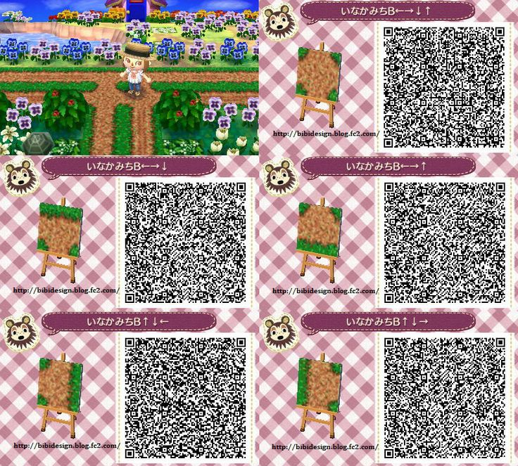 38 best animal crossing nl path qr images on pinterest Boden qr codes animal crossing new leaf