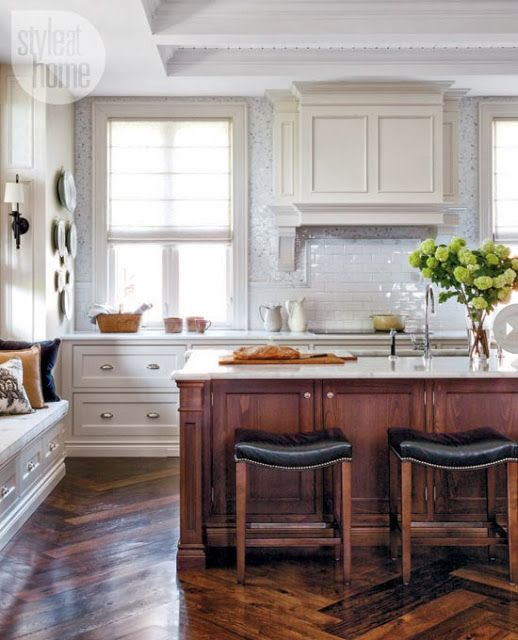 Two tone kitchen cabinets                                                                                                                                                                                 More