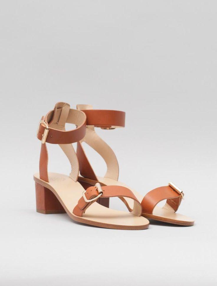 Carmen Leather | Retro