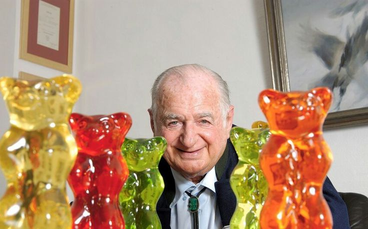 RIP Hans Riegel, founder of Haribo dies at age 90.