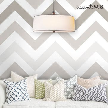 Removable Wallpaper - wallpaper - other metro - Simple Shapes - Modern