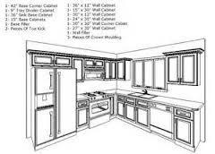 Картинки по запросу 12 x 10 kitchen layout