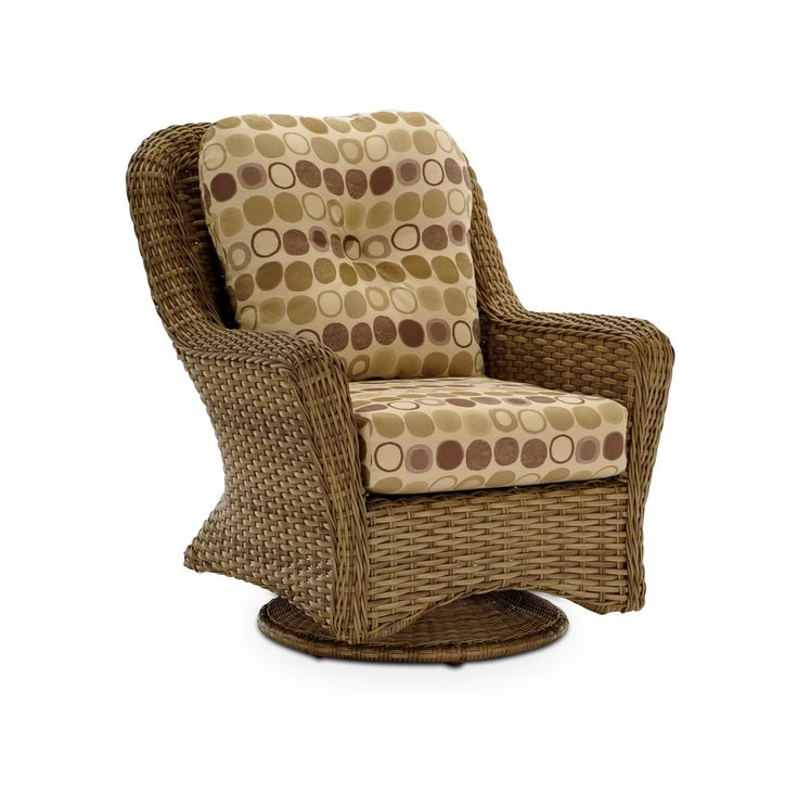 Captiva Swivel Glider Chair