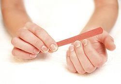 UÑAS: Como limar las uñas con un acabado perfecto