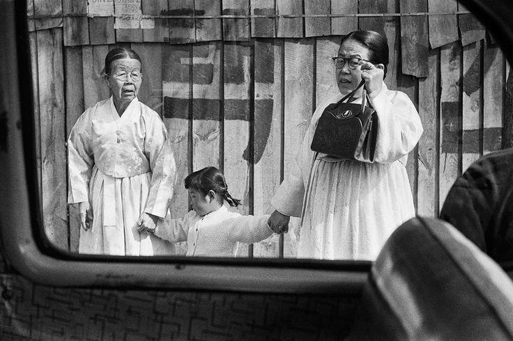 han youngsoo, seoul, korea 1956-1963