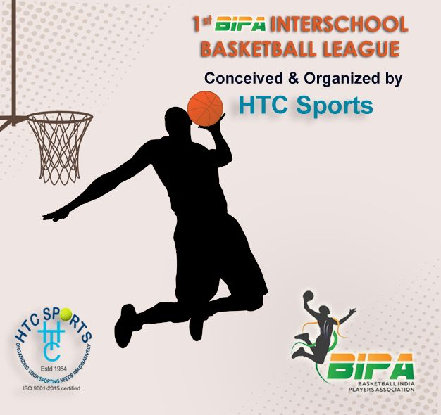 1st BIPA inter school basketball league The league empowers young talent to pursue Basketball as a career and to encourage parents to support their children in pursuing Basketball as a recognized profession. http://htcsports.org/bipa/1st-bipa-inter-school-league.php #BIPALeague #BasketballleagueofIndia #1stBIPAInterSchoolLeague #htcsports