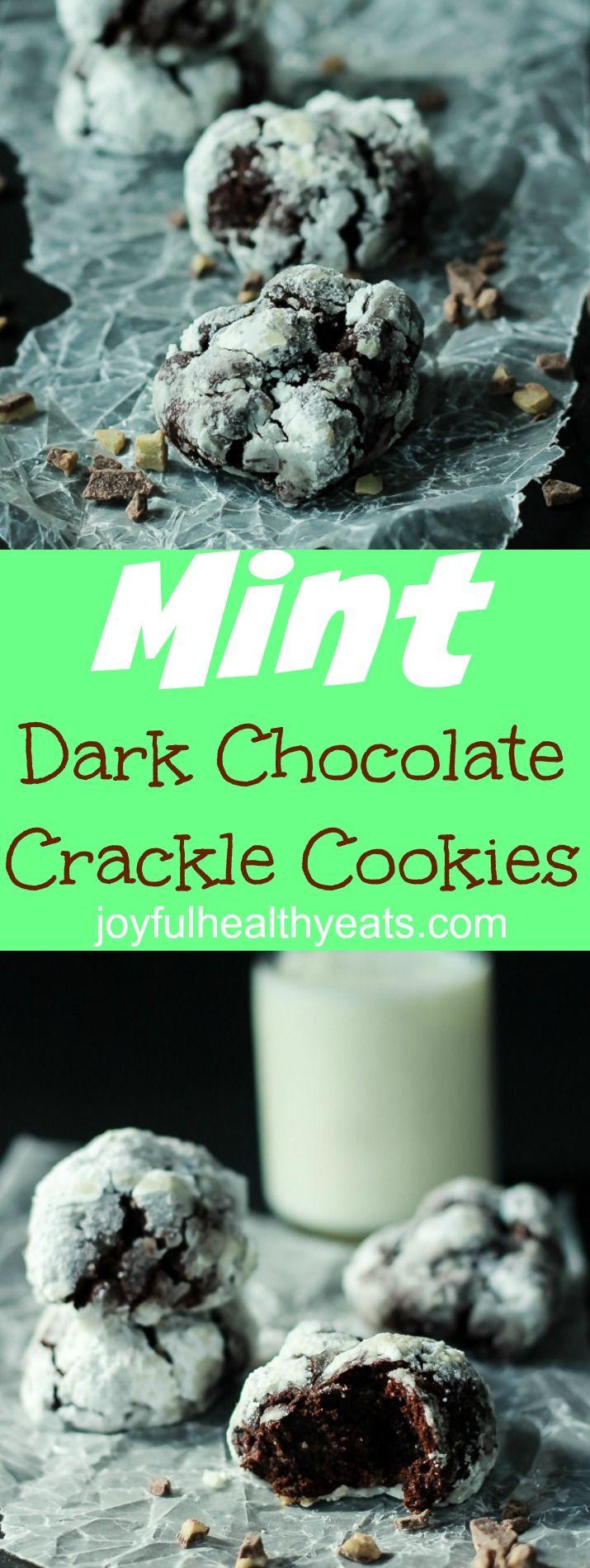 Best 20+ Chocolate crackle cookies ideas on Pinterest | Chocolate ...