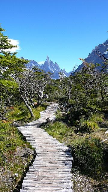 Cerro Torre, Los Glaciares National Park, Patagonia, Argentina.  Photo: Maria Friel, via Flickr