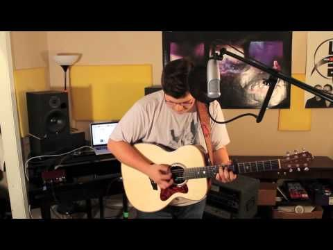 "Noah Cover of ""Titanium"" he could sing the phone book and I would listen"