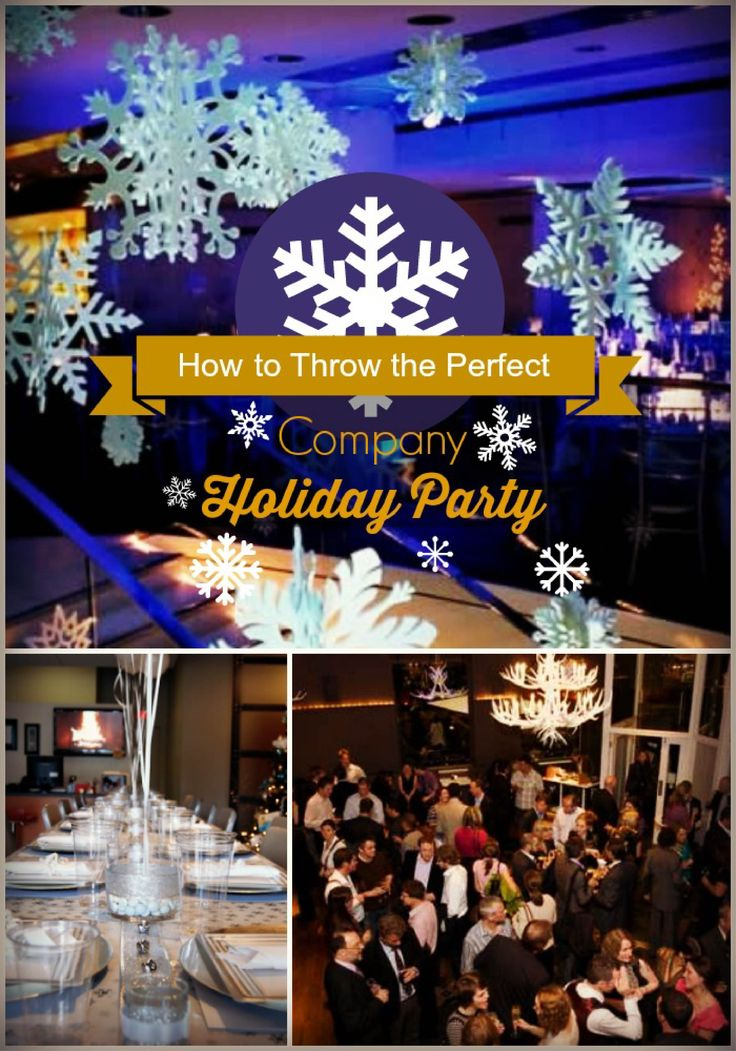 Some tips about how to throw the perfect company holiday party -- great practical advice on what works and what employees enjoy. #snappening