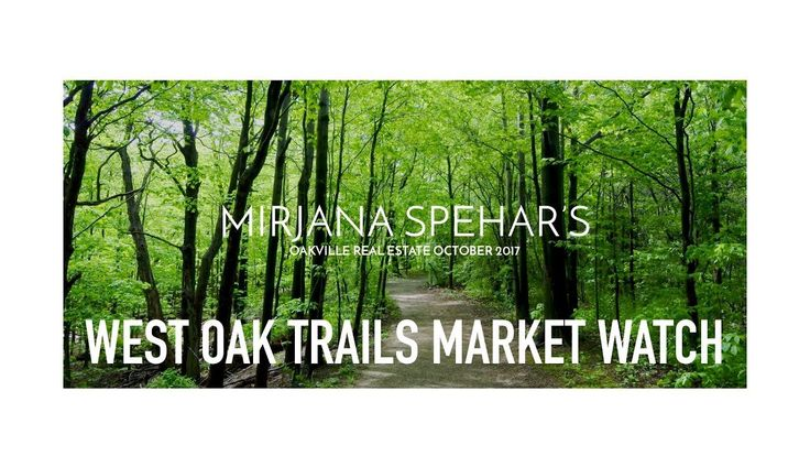 WEST OAK TRAILS MARKET WATCH OCTOBER 2017