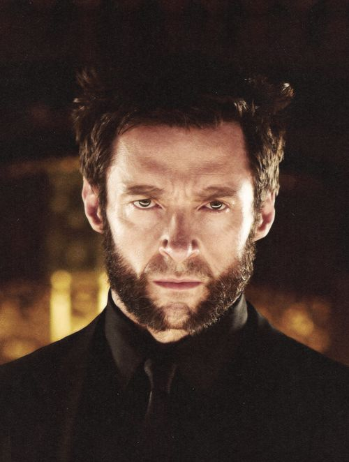 Wolverine:  The hair works!  Don't be ashamed of it!!!