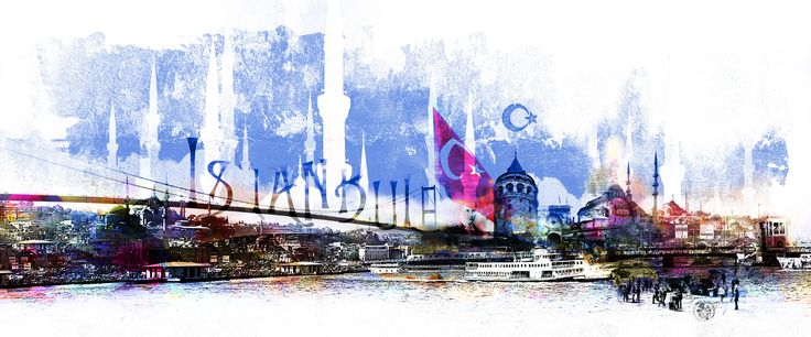 Städte Serie | City Series - Istanbul