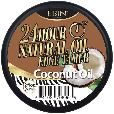 Ebin New York 24 Hour Natural Oil Edge Tamer - Coconut Oil 2 oz  $6.29   Visit www.BarberSalon.com One stop shopping for Professional Barber Supplies, Salon Supplies, Hair & Wigs, Professional Product. GUARANTEE LOW PRICES!!! #barbersupply #barbersupplies #salonsupply #salonsupplies #beautysupply #beautysupplies #barber #salon #hair #wig #deals #sales #Ebin #NewYork #24Hour #Natural #Oil #Edge #Tamer #CoconutOil