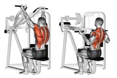 Exercising. Thrust Block On Top Of The Simulator Reverse Grip - Download From Over 54 Million High Quality Stock Photos, Images, Vectors. Sign up for FREE today. Image: 64623333