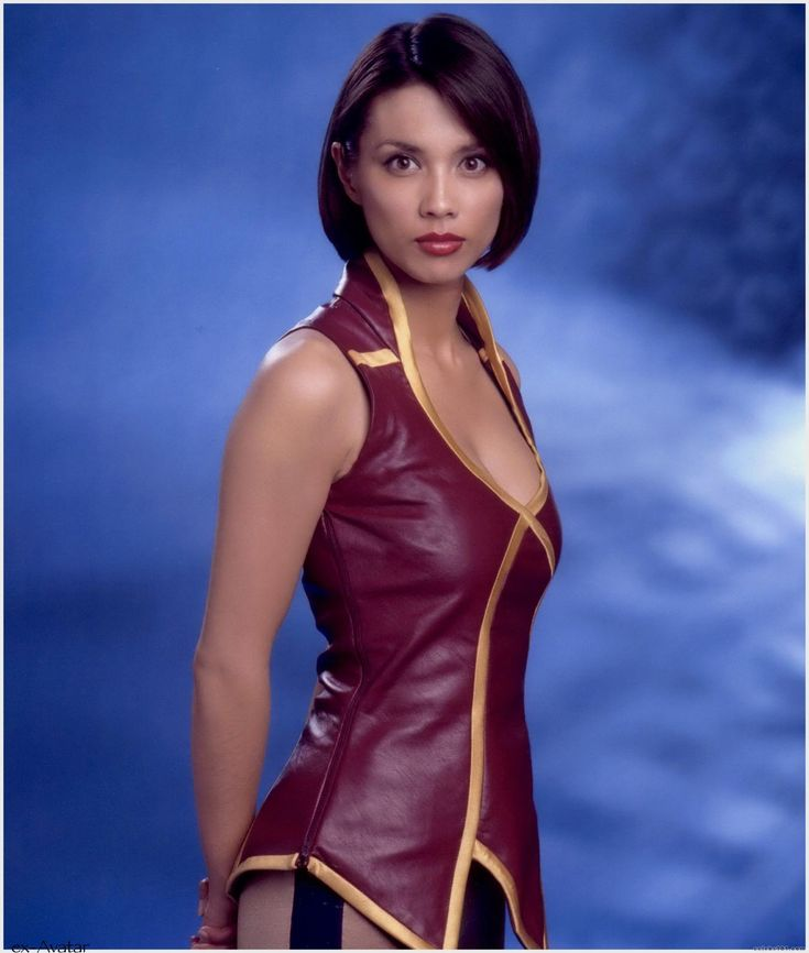Lexa Doig as Andromeda