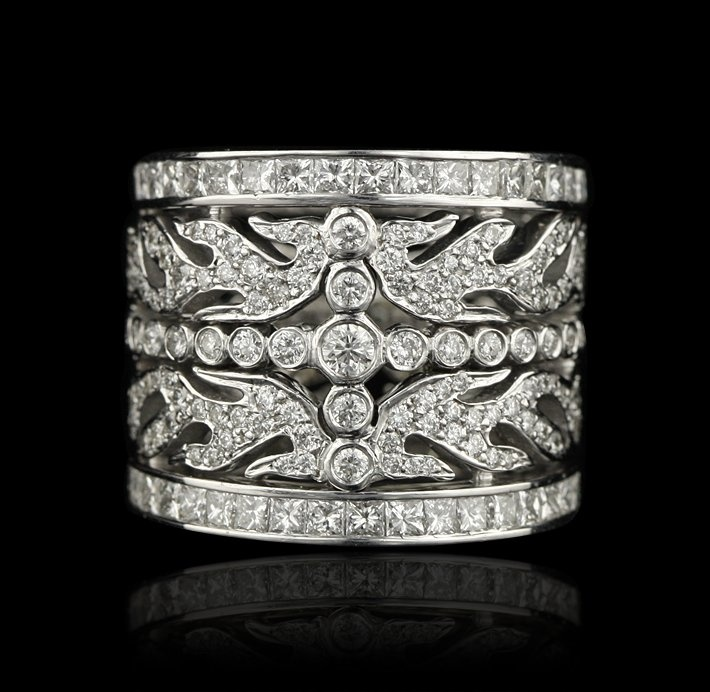 Beautiful ring design