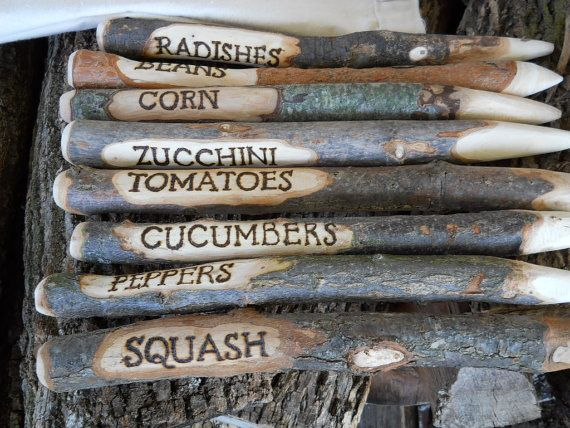 17 Best 1000 images about Garden Plant Markers on Pinterest Ceramics