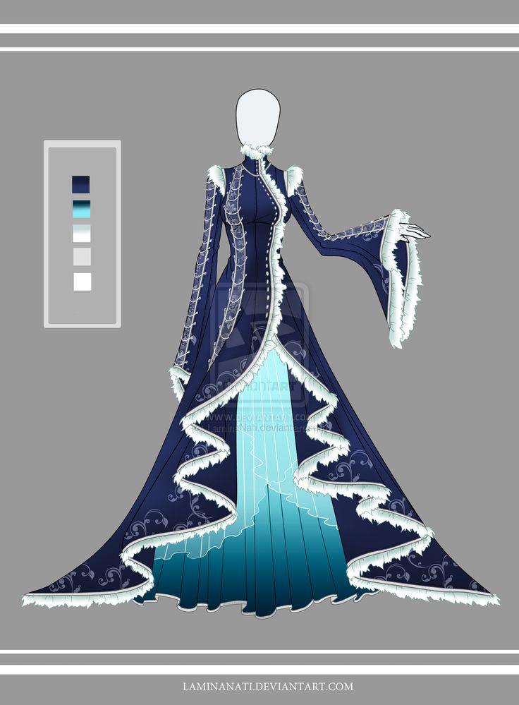 Adoptable outfit 14(closed) by LaminaNati.deviantart.com on @DeviantArt