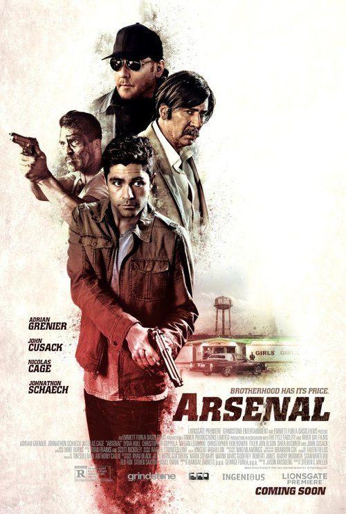 Arsenal (2017) Full Movie Streaming HD