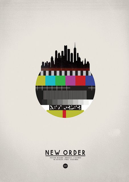 NEW ORDER  by Matt Needle, via Flickr