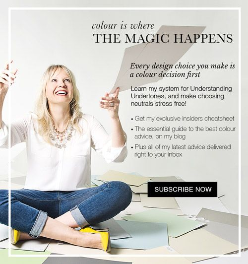 Need help with colour and decorating? We've made it easy to get the advice you need.  We know that many of you have learned enough from the blog to know that there is a lot to know about colour. You have a new awareness of undertones and why they are so important to get right. You are learning so much, but when it comes to that expensive decision you need to make for your home right now, you're paralyzed with uncertainty. You desperately want to get it right and you don't want to waste time…