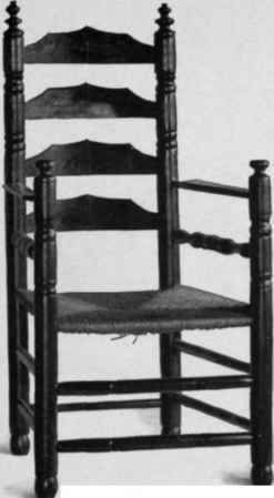 dutch slat back chair - Google Search