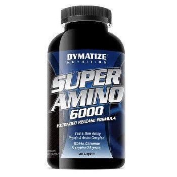 Super Amino 6000 500cps | Dymatize