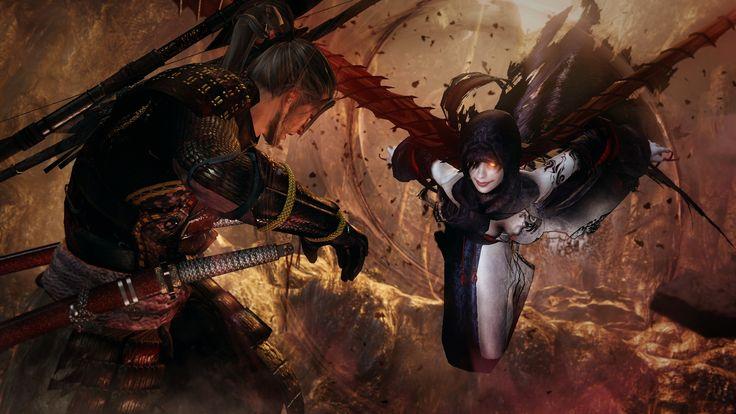 Nioh Game Samurai William Fighting D... Wallpaper #3587