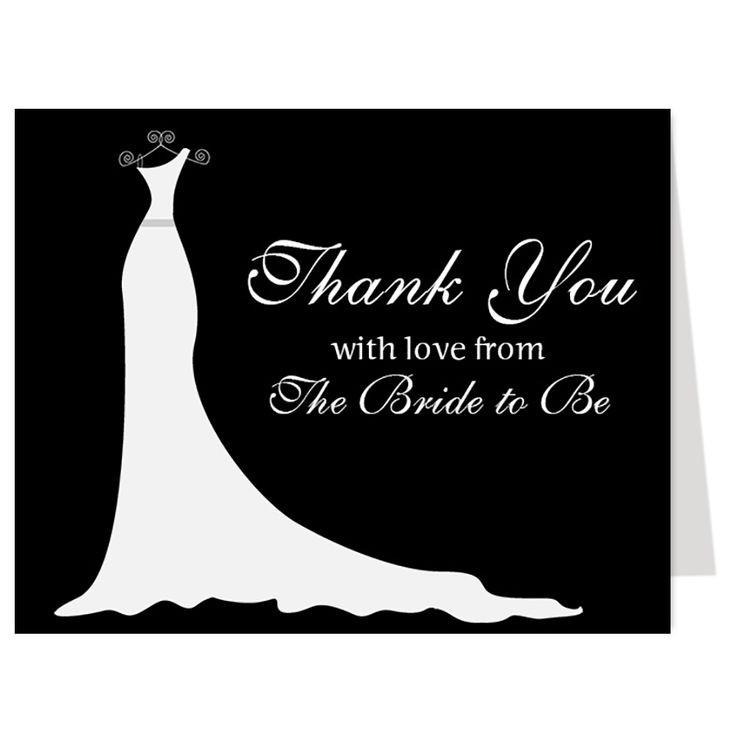 10 best Wedding Thank You Cards images on Pinterest Appreciation - wedding thank you note