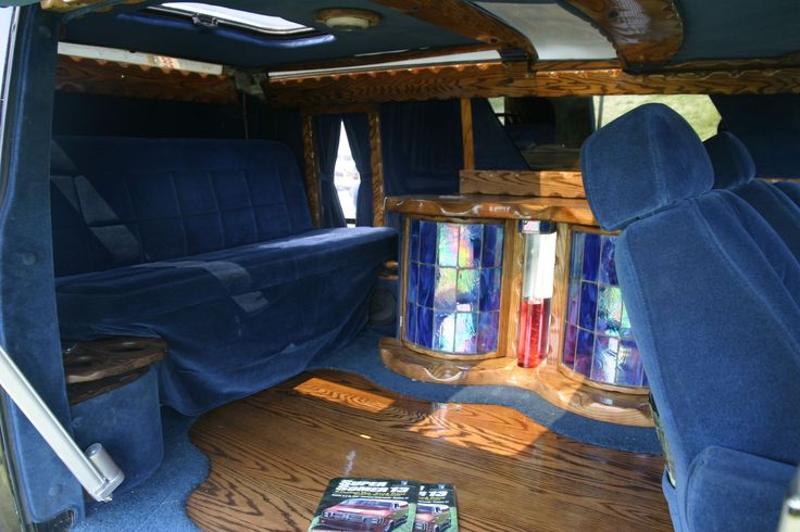 Best 25 Custom Van Interior Ideas On Pinterest Camper Van Van Conversion Living And Van
