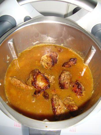 Goulash in de thermomix, Recepten - Thermomix recepten, Gette.org