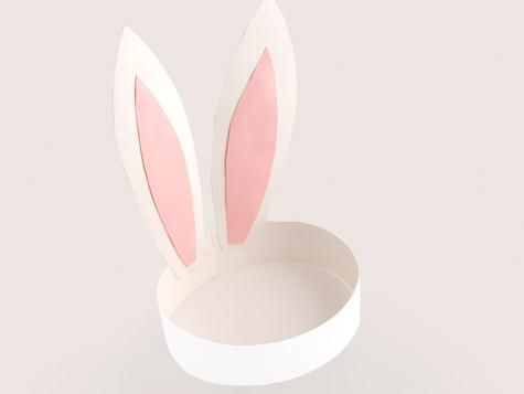 crafts easter: Crafts For Kids, Ears Hats, Bunnies Ears, Crafts Easter, Ears Crafts, Easter Crafts, Easter Bunnies, Bunnies Hats, Kids Crafts