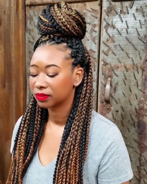 Incredible 1000 Images About Protective Style On Pinterest Short Hairstyles For Black Women Fulllsitofus