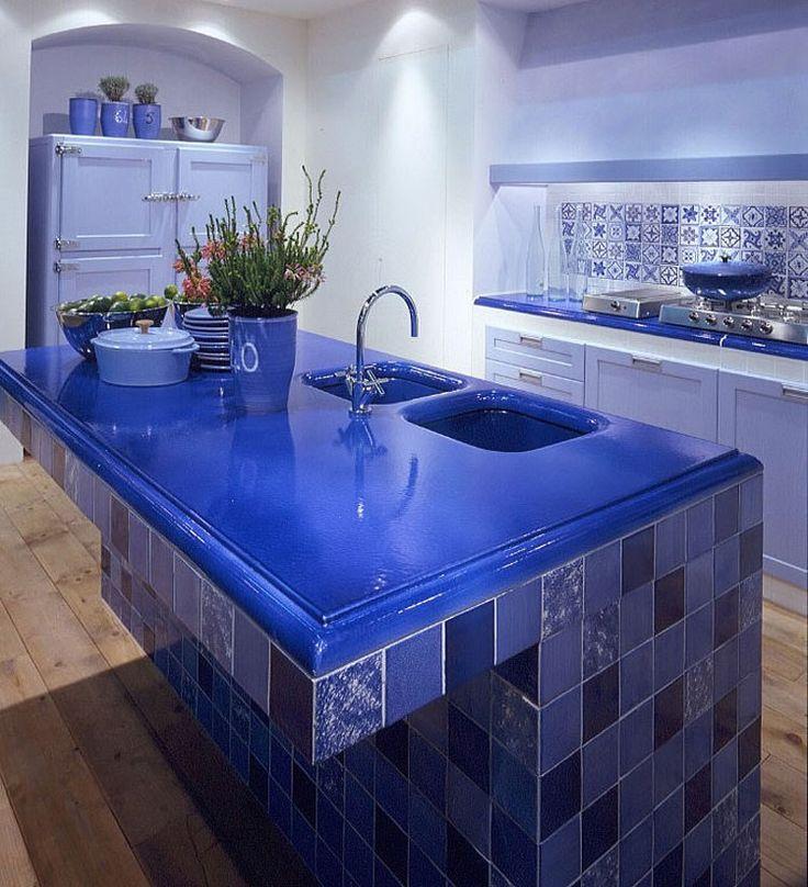 Oltre 25 fantastiche idee su cucina in muratura su pinterest - Cucina esterna in muratura con barbecue ...