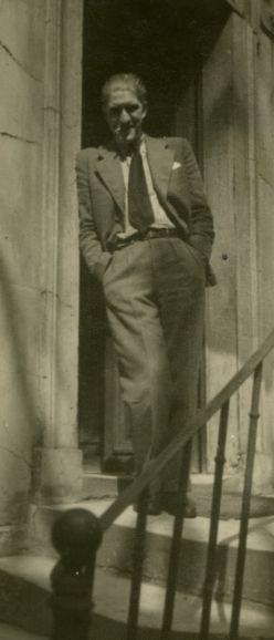Andrzej Bobkowski we Francji