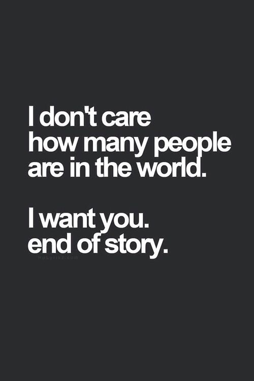 I Only Want You Quotes. QuotesGram