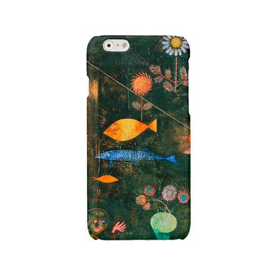 iPhone 6 case Magic Fish Paul Klee iPhone 6 Plus case
