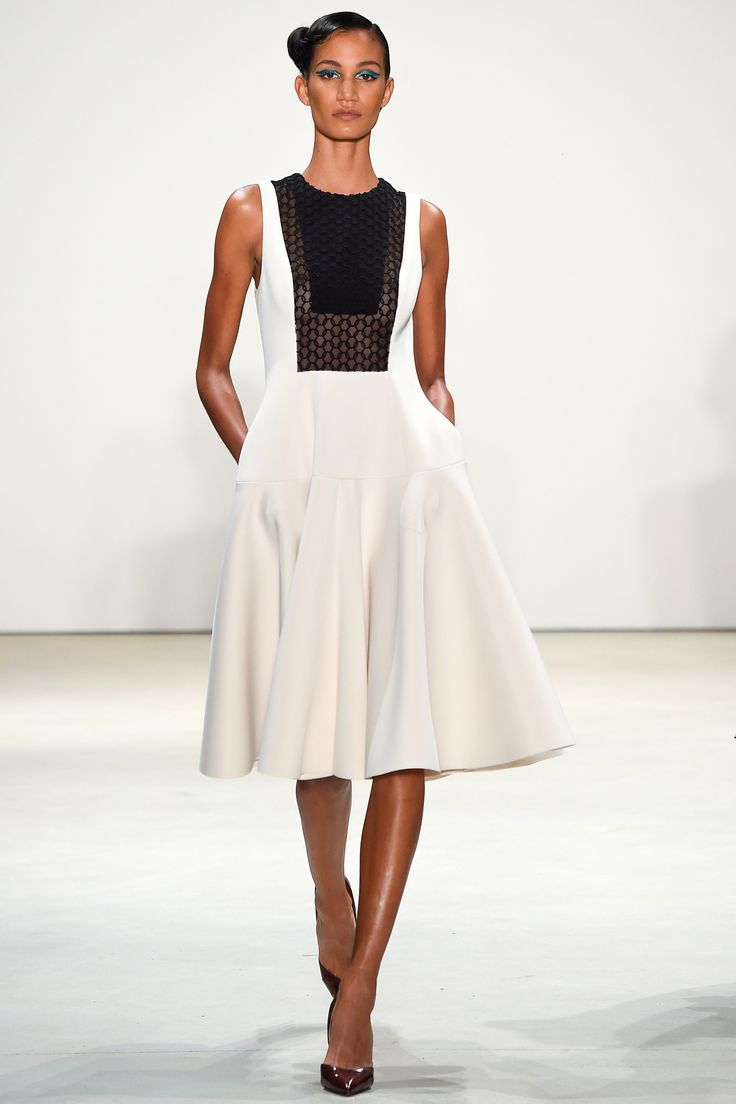 Bibhu Mohapatra Spring 2016 Ready-to-Wear Fashion Show