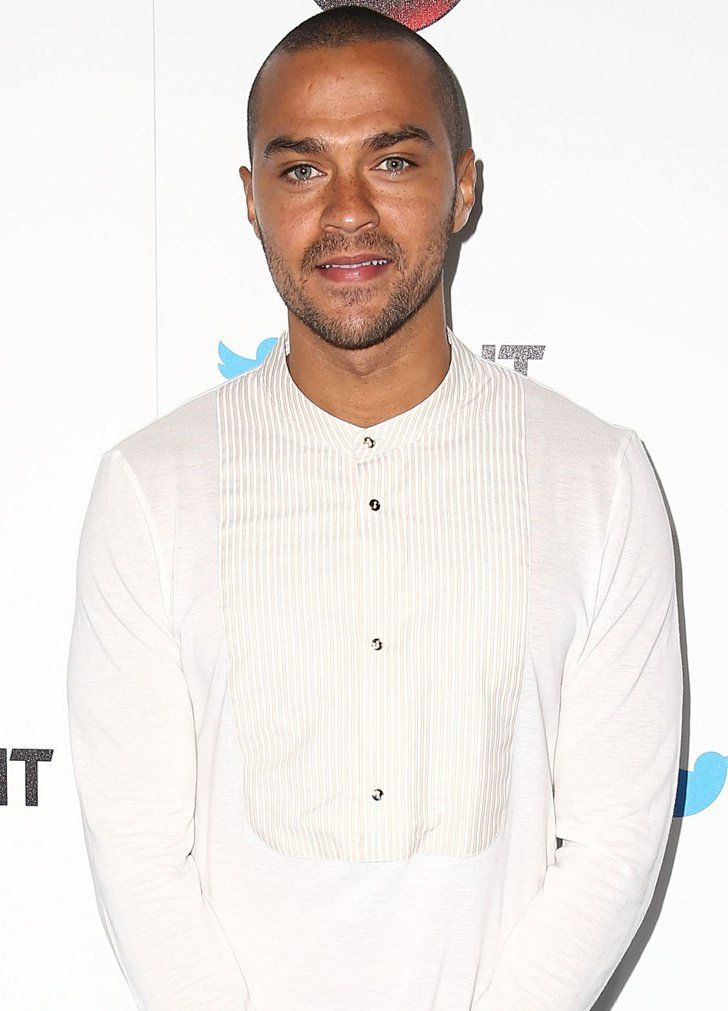 Pin for Later: Grey's Anatomy Actor Jesse Williams Sparks a Conversation About Race With a Series of Tweets