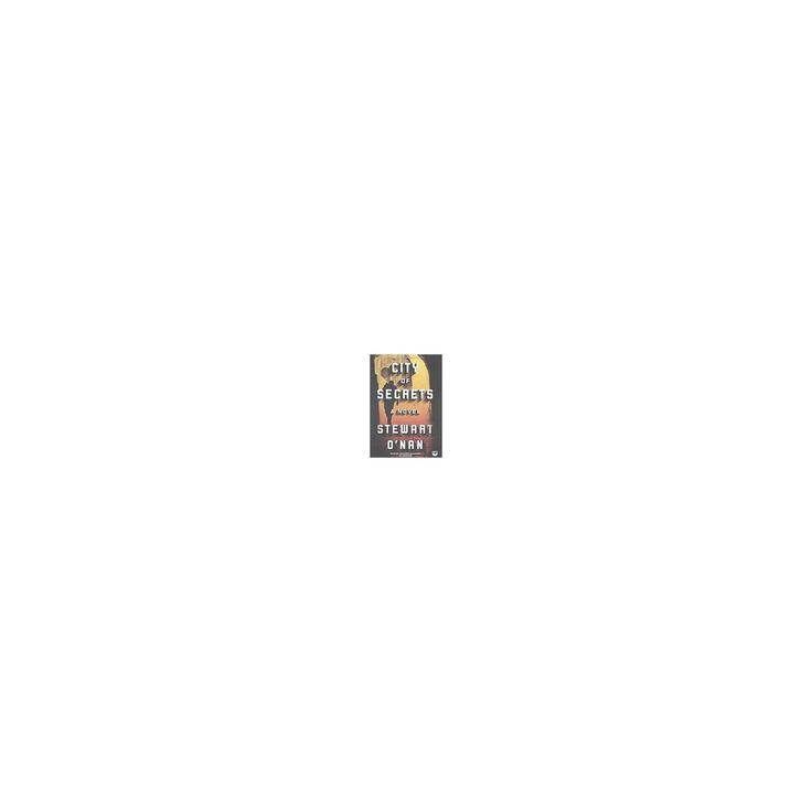 City of Secrets (Unabridged) (MP3-CD) (Stewart O'Nan)