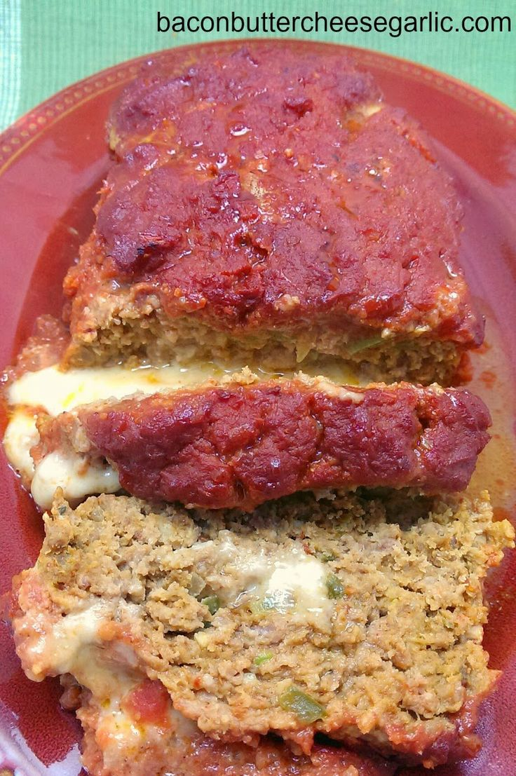 TEX-MEX MEATLOAF (Ground Beef & Ground Sausage) _ I've ranted on about how Tex-Mex food is a Real Cuisine & it should be taken seriously!