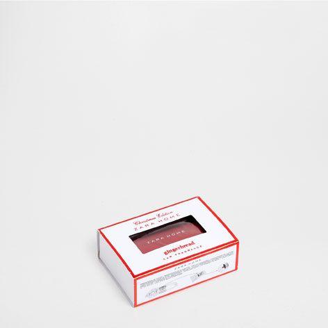 DEODORANTE PER L'AUTO GINGERBREAD - Special Edition - Profumo | Zara Home Italia